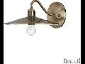aplica Cantina, 1 bec, dulie E14, L:250 mm, H:150 mm, Maro