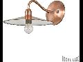 aplica Cantina, 1 bec, dulie E14, L:250 mm, H:150 mm, Cupru