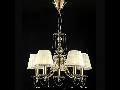Candelabru Royal Classic Rapsodi,5 x E14,D.500,cm,H.470 cm,Bronz