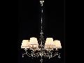 Candelabru Royal Classic Soffia,6 x E14,D.650,cm,H.490 cm,Bronz