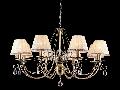 Candelabru Royal Classic Soffia,8 x E14,D.850,cm,H.530 cm,Bronz