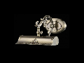 Aplica Colectia PICTURE Mone, 1 x E14,230V,L25 cm,l 23cm ,H 16 cm,Bronz