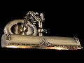 Aplica Colectia PICTURE Mone, 2 x E14,230V,L31 cm,l 23cm ,H 17 cm,Bronz