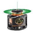 FLG 265 HV GREEN cu FR 45 - nivela laser rotativa verde