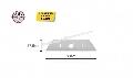 OLFA - lame cutite siguranta SKB-2S - inox