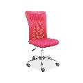 Scaun birou copii mesh SL Q122 roz