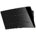 Hota design Baraldi Roxy 01ROX090BL70, 90 cm, 700 m3/h, sticla neagra
