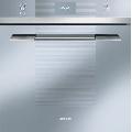 Cuptor incorporabil Smeg Linea  SFP109S, electric, multifunctional, 60 cm, sticla argintie, piroliza