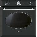 Cuptor incorporabil Smeg Coloniale SF850A, electric, multifunctional, 60cm, negru antracit