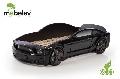 Pat masina tineret MyKids Light-MG 3D Negru