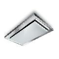 Hota incorporabila Faber SKYPAD 2.0 X/WH F120, 120 cm, 850 m3/h, sticla alba