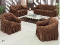 Set huse - canapea 3 locuri + 2 locuri + 1 Fotoliu - Diferite Culori