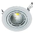 Spot CRISTAL RD rotund pentru lampi QR111 IP20 alb