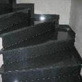 Treapta granit Padang Dark Polisat 120 x 33 x 2 cm