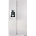 "Side by side IOMABE Exclusive ""V"" Series ORE24VGF60, clasa A+, 528 l, No Frost, inox"