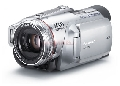Panasonic - Camera Video NV-GS500EP-S