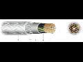 CABLU DE COMANDA YSLYQY 4 X 25 MM - SCHRACK