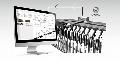 TECH 1000 DP clinometru digital - transmisie date - industrie