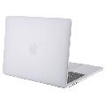 Carcasa protectie slim pentru laptop Apple MacBook Pro 13 inch, (non) TouchBar, plastic, transparenta, model 2016-2019