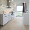 Faianta decorativa pentru baie si bucatarie Piazen Pearl Cubic 30x90 cm rectificata