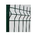 Panou gard bordurat zincat plastifiat verde (RAL6005) 4.2MM 1530X2510X61MM