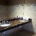 Blat Marmura Maron Emperador Polisata 260 x 65 x 3cm