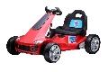 Kart electric pentru copii rosu motoare 2x35W - Trendmax