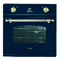 Cuptor incorporabil ILVE Country  600CE3, 60 cm, cuptor electric, 60 lt, grill electric, albastru