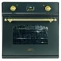 Cuptor incorporabil ILVE Country  600CE3, 60 cm, cuptor electric, 60 lt, grill electric, negru mat