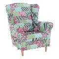 Fotoliu textil patchwork GL CHARLOT