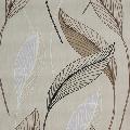 Tapet beige cu frunze Elegantza 455038