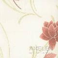 Tapet floral crem Elegantza F58010