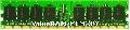 Kingston - Memorie ValueRAM DDR2, 1x512MB, 667MHz