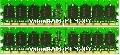 Kingston - Memorii ValueRAM DDR2, 2x1GB, 800MHz (CL5)