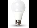 Bec cu LED-uri - 8W E27 12Vdc 4000K