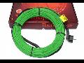 Cablu de protectie conducte contra inghetului,FPC-CT 25W/m,Lungime 37.9 m
