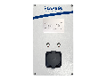 i-CHARGE Mini Online cofret, Tip2 22kW, OCPP 1.5 Online