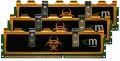 Mushkin - Memorii eXtreme Performance BioHazard XP3-12800 DDR3, 3x2GB, 1600MHz (7-8-7-20)
