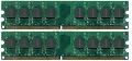Exceleram - Memorii Value DDR2, 2x1GB, 800 MHz