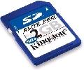 Kingston - Card memorie 2Gb Elite Pro