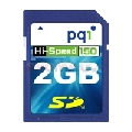 PQI - Secure Digital Card 2GB
