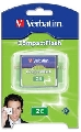 Verbatim - Card CompactFlash 2GB
