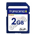 Transcend - Gaming Card 2GB
