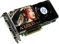 MSI - Placa Video GeForce 8800 GTS OC (OC + 2.25%)
