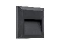 SPOT FATADA LED GRF52 GRI 1.5W 4000K IP65
