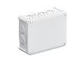 Doza aparenta pentru  legaturi  T160 190x150x77 IP66 GREY