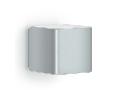 Aplica cu senzor Cubo L 840 LED (argintiu), de exterior, bluetooth, senzor miscare 160° IHF