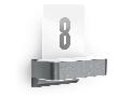 Aplica de exterior L 820 LED iHF (antracit) cu numar de casa si senzor de miscare 160