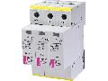Descarcatoare modulare tipul 1 și tipul 2 ETITEC B T12 PV * ETITEC B T12 PV 1000/5