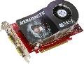 MSI - Placa Video GeForce 8600 GTS OC (OC + 1.85%)